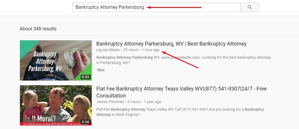 bankruptcy attorney parkersburg wv